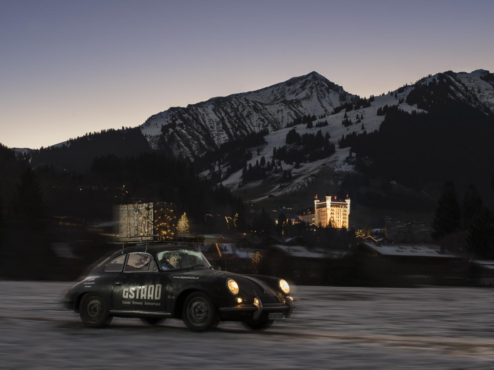 Porsche – Gstaad